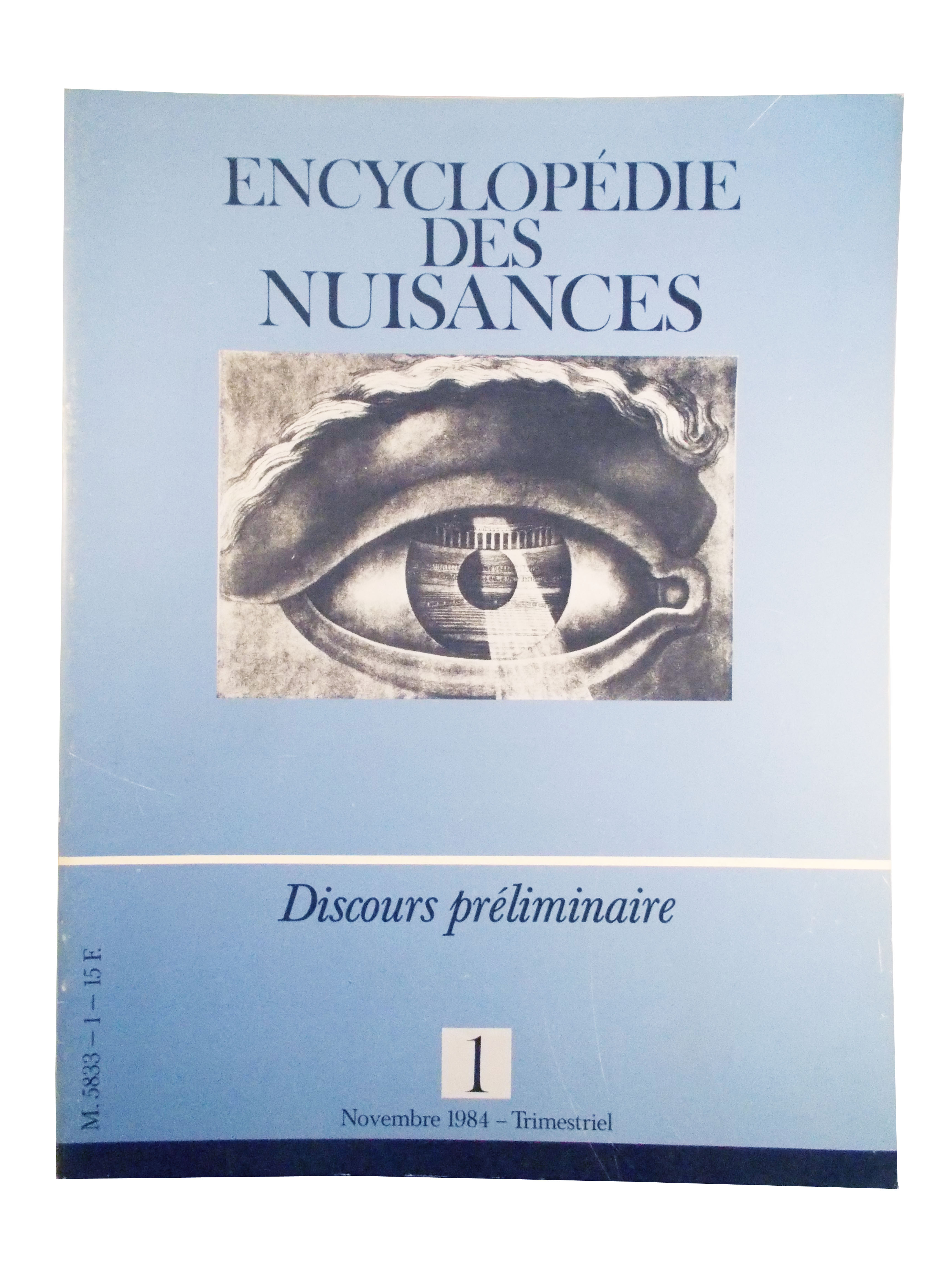encyclopedie des nuisances